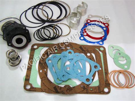 leroi dresser model  air compressor parts rebuild tune  kit  stage factory air