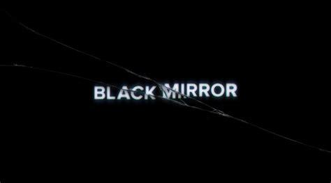 black mirror logo black mirror season 3 premieres on netflix in october