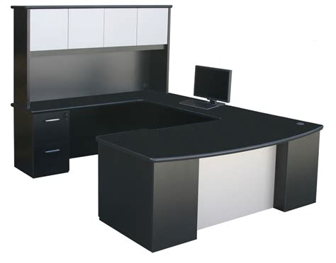 Black U Shaped Desk U Shaped Desk Cherry Wood Ushape Desk Black Conference Ushaped Desk Studio C 7 U Shaped