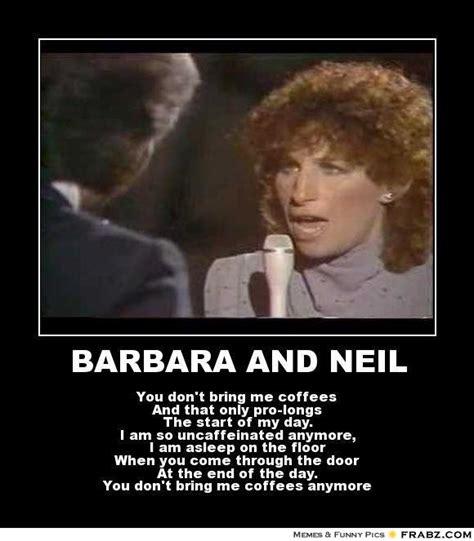 Barbara Meme - barbara and neil meme generator posterizer