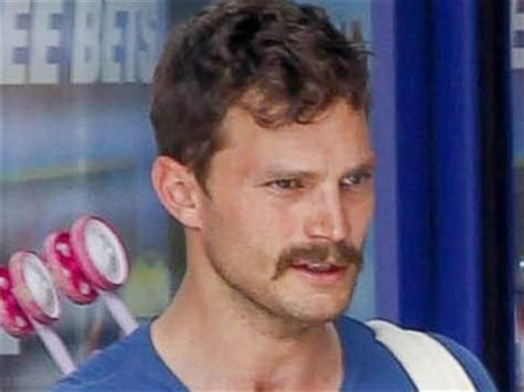 manscaping more men shave and wax their bodies abc news jamie dornan sports a new mustache