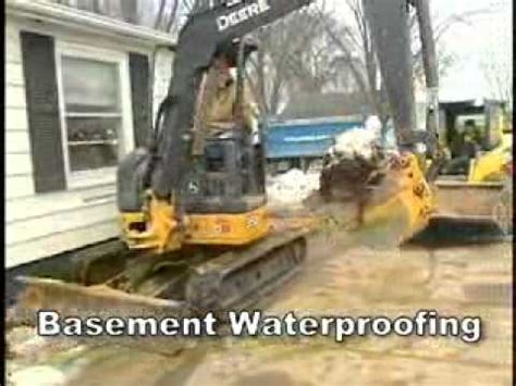 foundation repair basement waterproofing wi and
