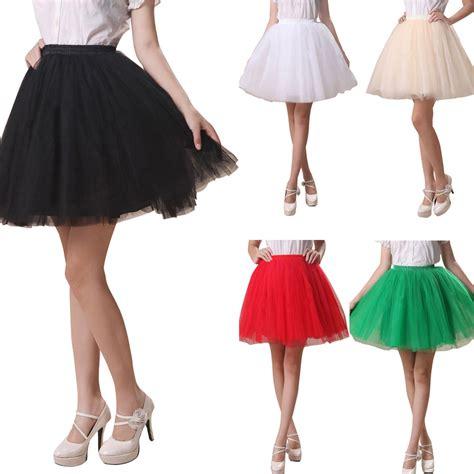Rok Tutu Brenda Mini Skirt tutu mini skirt tulle petticoat princess