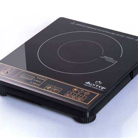 secura duxtop mc portable induction cooktop specs