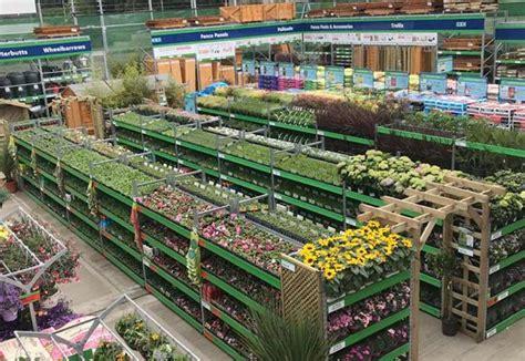 bm plans garden centre   ipswich homebase