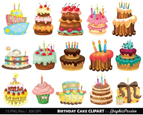 cake clipart birthday cake clipart cake illustration birthday cake
