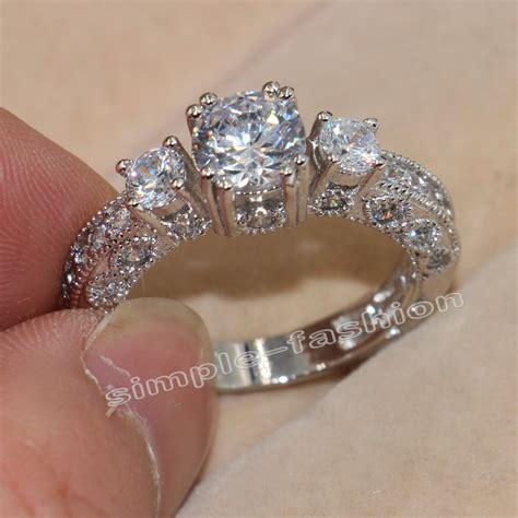 white gold filled wedding ring jagfox