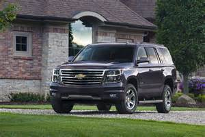 Chevrolet Tahoe Or Suburban 2015 Chevrolet Tahoe Suburban Z71 To Go On Sale This Fall