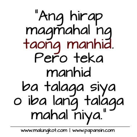 quotes about love tagalog patama pacute com tagalog love quotes