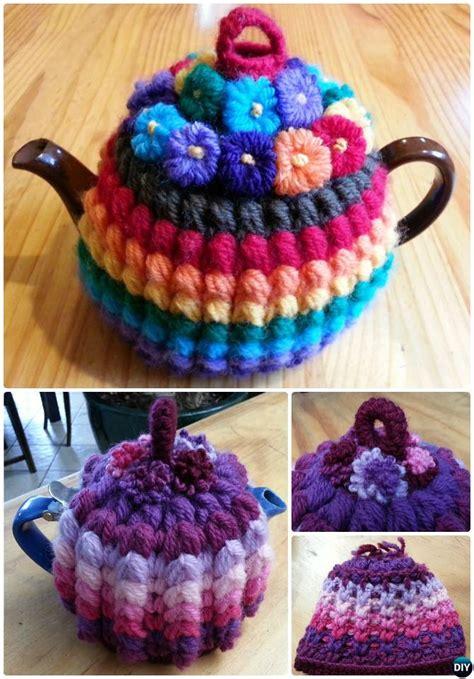 easy tea cosy knitting pattern free 25 crochet knit tea cozy free patterns