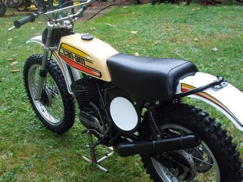 can am motocross bikes 1975 can am 250 pictures to pin on pinterest pinsdaddy