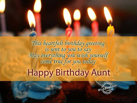 Happy Birthday Quotes For Aunts 39 Lovely Aunt Birthday Wishes Greetings Pictures