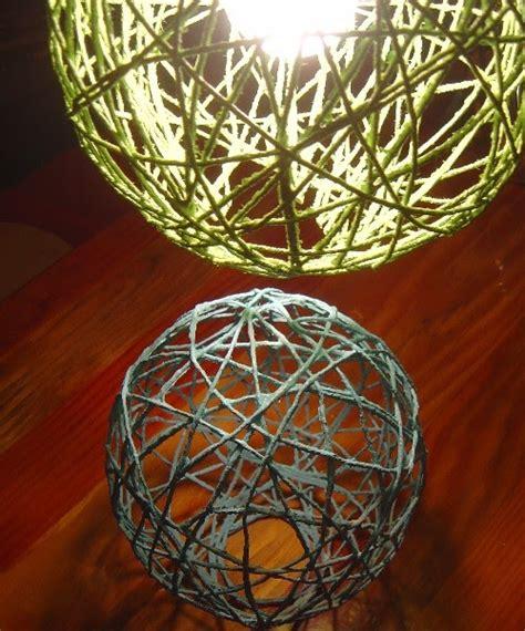 diy string lanterns string lighting sallygoodin