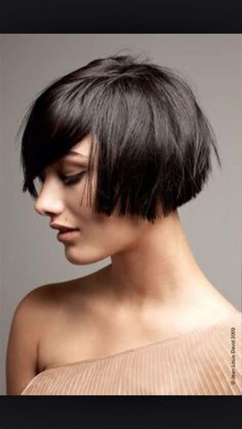 earlobe length blunt styles ear length bob short hair f yeah pinterest