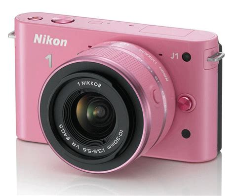 nikon 1 ji v1 mirrorless interchangeable lens cameras