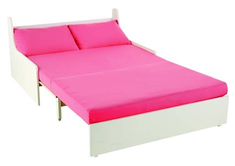 pink sofa bed stompa unos double sofa bed pink furniture