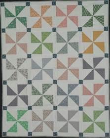 pinwheel baby quilt free pattern images