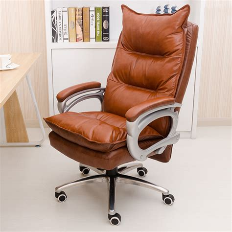 Real Leather Computer Chair Buy Wholesale Genuine Leather Office Chair From