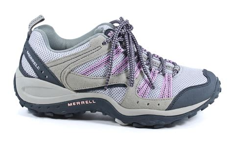 merrell womens pewter peppermint payette athletic sneaker