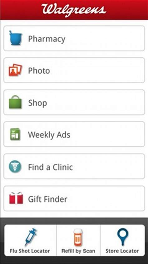 walgreens photo app for android refill your walgreens prescriptions with walgreens mobile app 171 android 171 technology 171 theory report