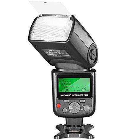 Lcd Lcd Nikon D5200 neewer vk750 ii i ttl speedlite flash with lcd display for nikon d7100 d7000 d5200 d5100 d5000