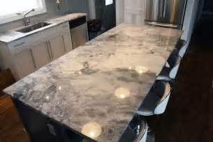 Kitchen Marble Countertops Kitchen Countertops Part 2 Marble And Concrete