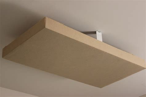 Acoustic Ceiling Panels by Acoustic Panel Or Bass Trap Ceiling Mounting