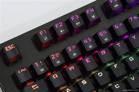 Mechanical Keyboard Gaming Imperion Mech 10 Size imperion centipada rgb mechanical gaming keyboard review jayceooi
