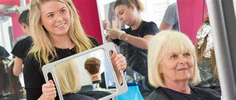 hair and makeup university courses uk harlow college hair beauty