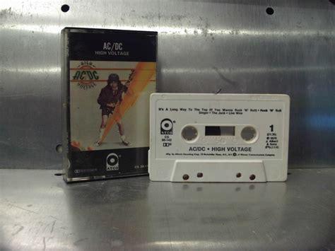 Ac Cassette ac dc high voltage cassette a1 2