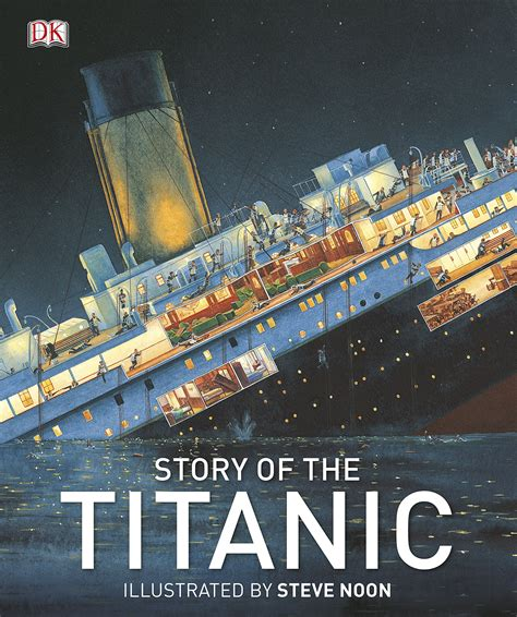the sinking of the titanic 1912 stephen davies children s author