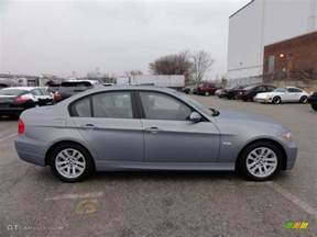 quartz blue metallic 2006 bmw 3 series 325i sedan exterior