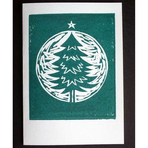 Lino Cut Cards by Card Tree Linocut Folksy