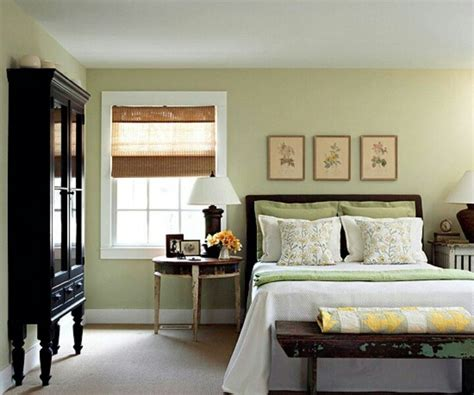 light green colors and paint - Light Green Walls Bedroom