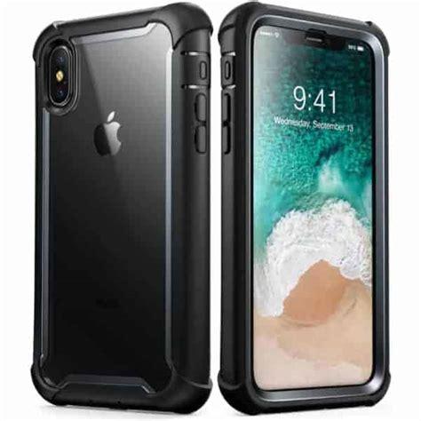 iphone xs max rugged bumper black iphone xs max