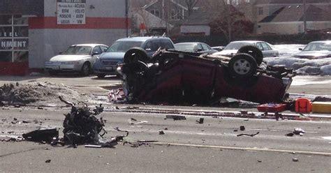 recent car crash articles wrong way driver killed in 5 car arlington hts crash