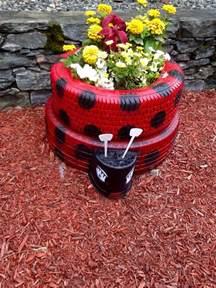 Car Tires For Garden 1000 Ideas About Tire Garden On Tyre Garden