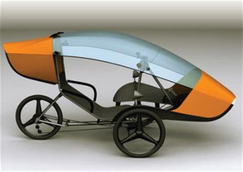 Aerodynamisches Liege Fahrrad Strike Stefano Marchetto