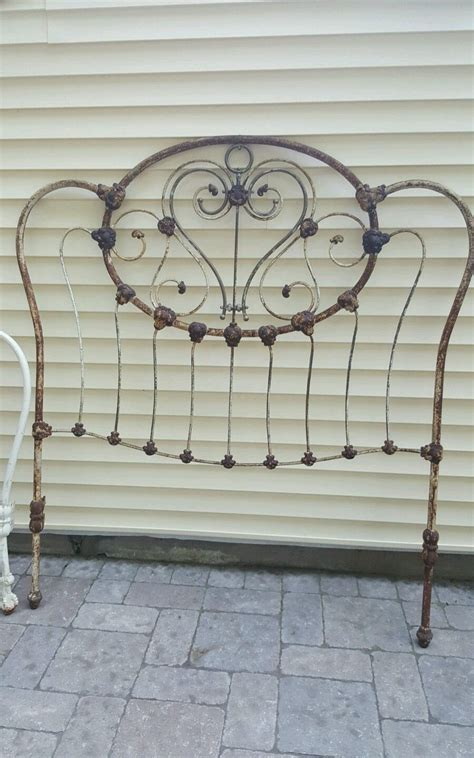 cast iron headboard antique victorian metal cast iron brass full size bed