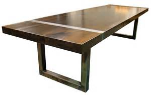 dining table with metal base gallery