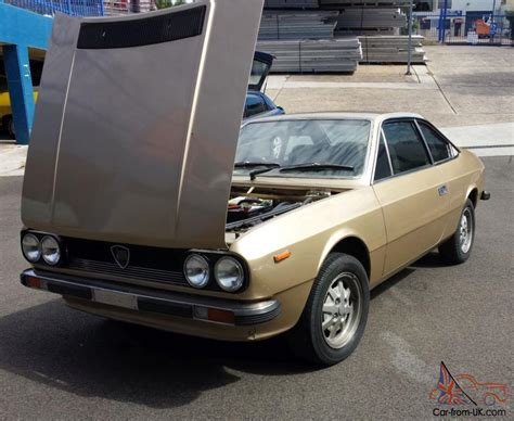Lancia Beta Coupe For Sale Australia Lancia Beta Coupe With Aircon Priced To Sell Manual In