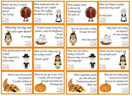 printable corny jokes thanksgiving lunch box jokes for kids