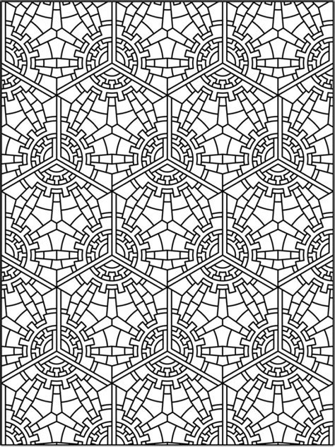 tessellation coloring pages free printable get this free tessellation coloring pages adult printable