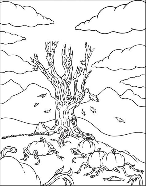 Blog Archives Internetrisk Pumpkin Patch Coloring Page