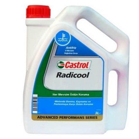 castrol radicool antifiriz  litre mavi fiyat  tl