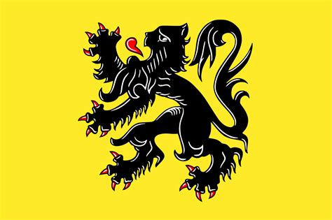 of flanders file flag of flanders svg wikimedia commons