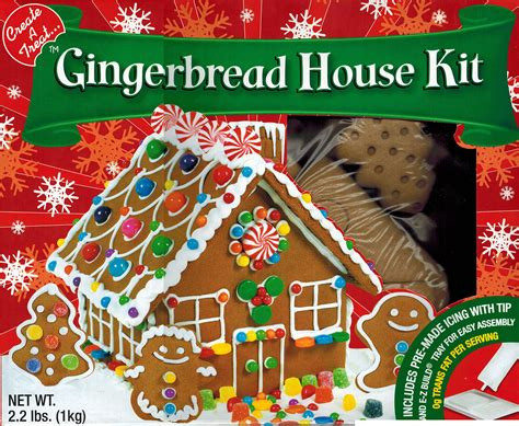 Gingerbread House Kit by Crafty Cooking Kits Disney House Kit