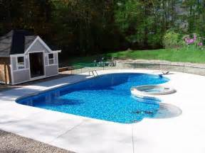 pool design ideas backyard landscaping ideas swimming pool design homesthetics inspiring ideas for your home