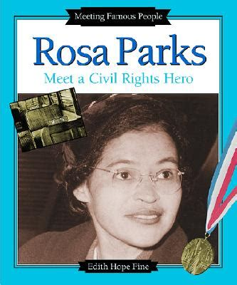 rosa parks book report rosa parks meet a civil rights book by edith