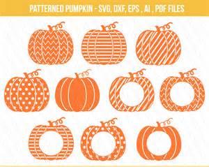 monogram pumpkin templates pumpkin svg dxf pumpkin monogram pumpkin clipart